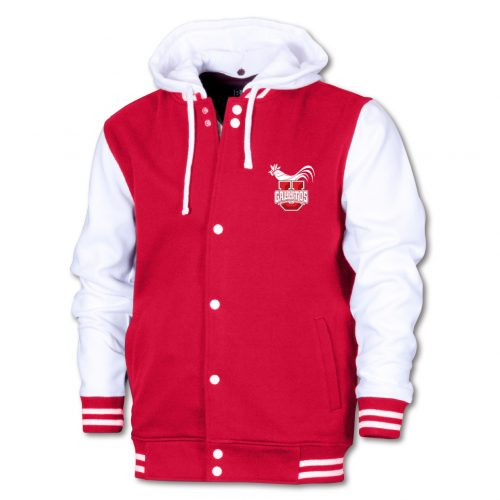 varisity jacket gallitos