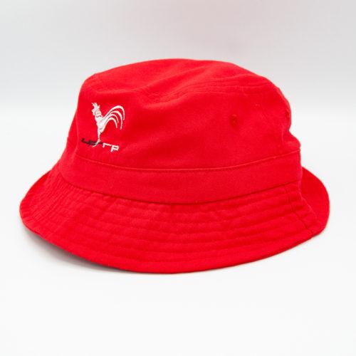 buket hat rojo