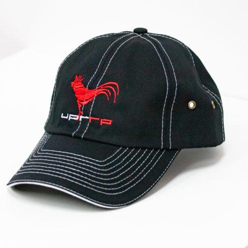 gorra gallito negra