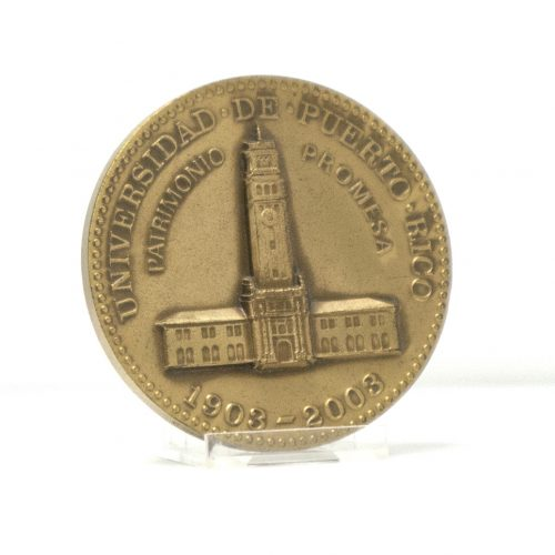 century bronze medal